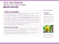 Thumbnail for Minimal (lavender)